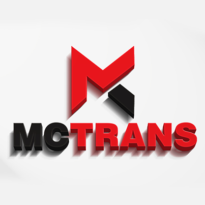 Realizare Logo 3D Societate Transport Rutier MC TRANS
