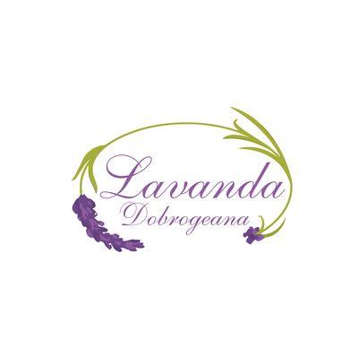 Design logo  ferma lavanda - Lavanda Dobrogeana