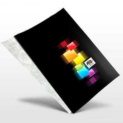 Design brosura compania Caparol CD