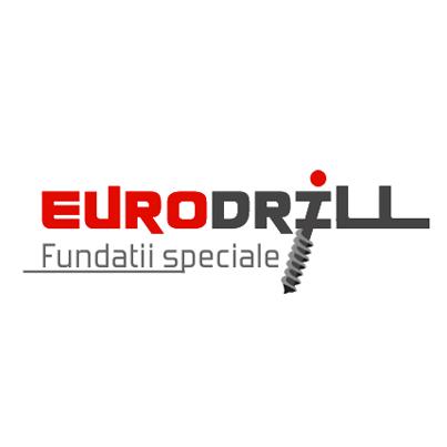 Creare design sigla firma constructii Eurodrill