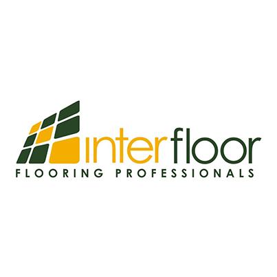 Creare emblema comerciant pardoseli Interfloor Floor Professionals