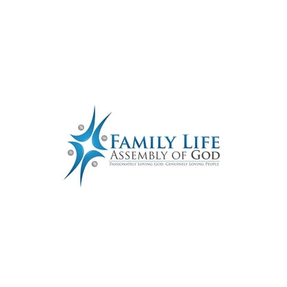Creare emblema comunitate crestina – Family Life Assembly of God
