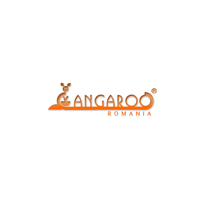 Creare logo distribuitor articole copii Cangaroo Romania