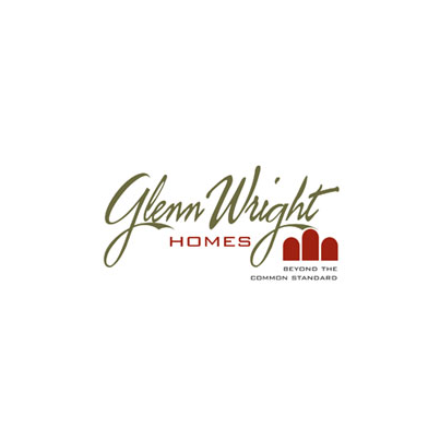 Creare logo firma imobiliara Glenn Wright Homes