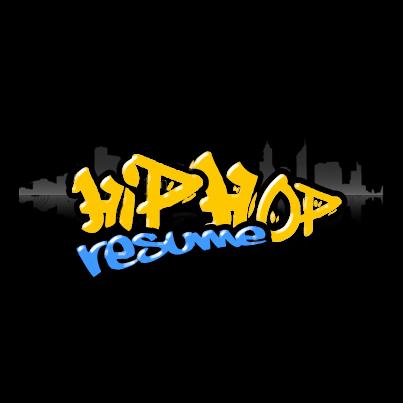 Creare logo firma recrutare Hiphop Resume