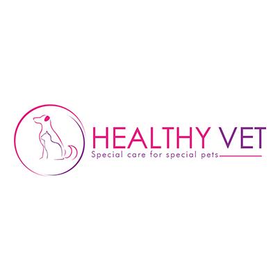 Creare sigla clinica veterinara Healthy Vet
