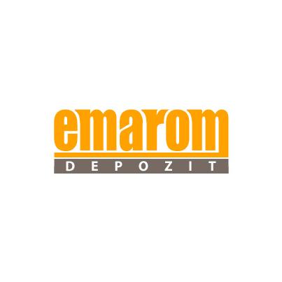 Design emblema Emarom Depozit