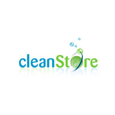 Design emblema magazin online Clean Store
