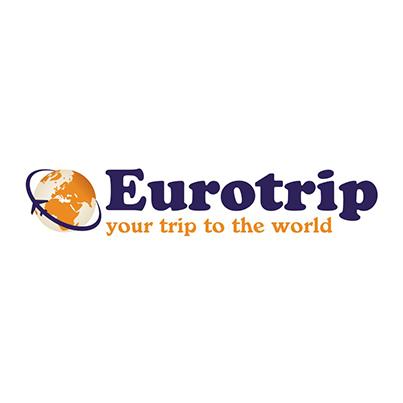 Design logo agentie de turism Eurotrip