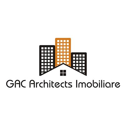 Design logo agentie imobiliara GAC Architects Imobiliare