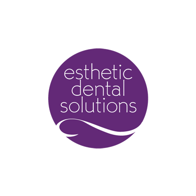 Design logo cabinet stomatologic – Esthetic Dental Solutions