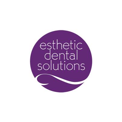 Design logo cabinet stomatologic – Esthetic Dental Solutions