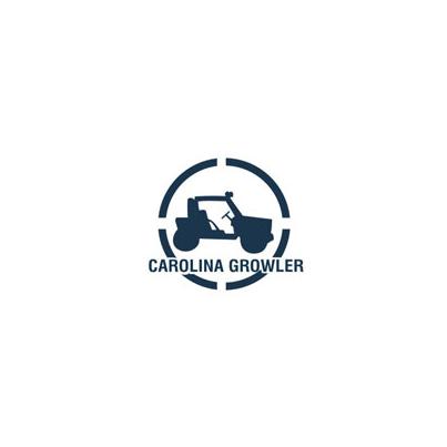 Design logo constructor masini utilitare Carolina Growler