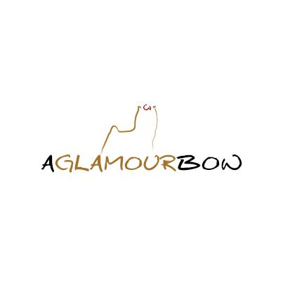 Design logo firma A Glamour Bow