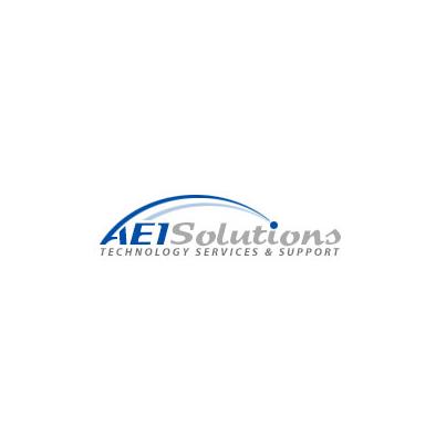 Design logo firma AEI Solutions