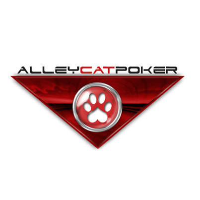 Design logo firma Alley Cat Poker