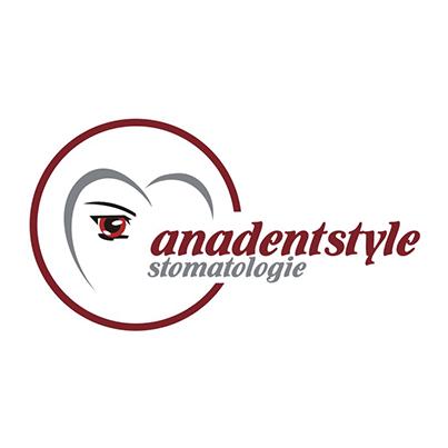 Design logo firma Anadentstyle Stomatologie
