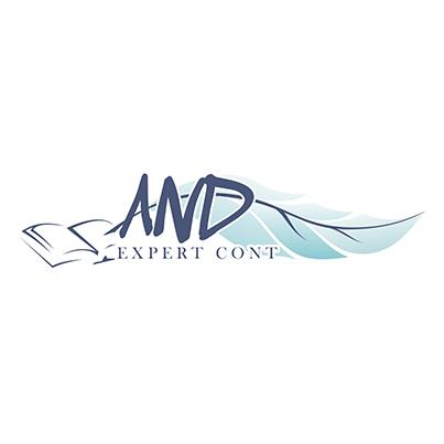 Design logo firma AND Expert Cont