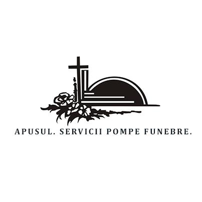 Design logo firma pompe funebre Apusul