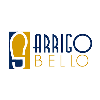 Design logo firma Arrigo Bello