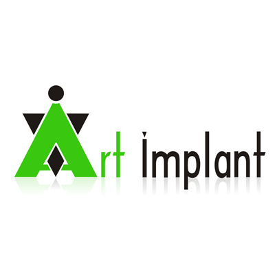 Design logo firma Art Implant