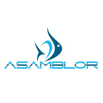 Design logo firma Asamblor