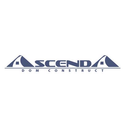 Design logo firma Ascenda Dom Construct