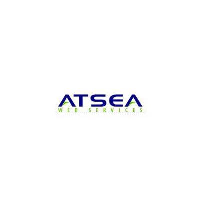 Design logo firma Atsea Web Services