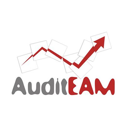 Design logo firma Auditeam