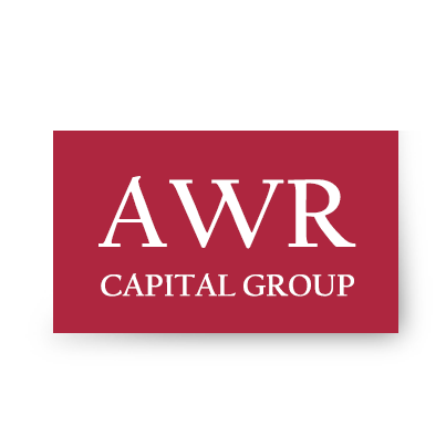Design logo firma AWR Capital Group