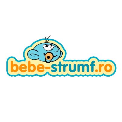 Design logo firma Bebe Strumf