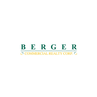 Design logo firma Berger Commercial Realty Corp.