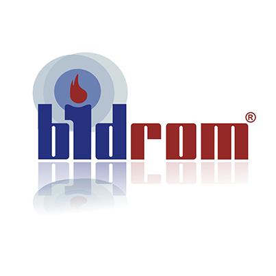 Design logo firma Bidrom