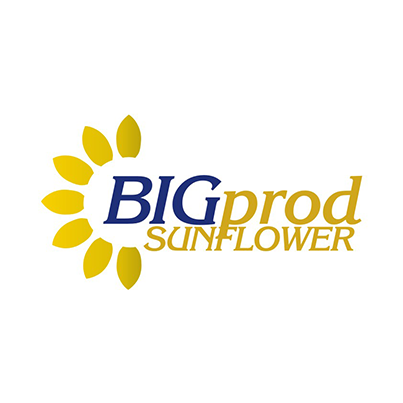 Design logo firma Bigprod Sunflower