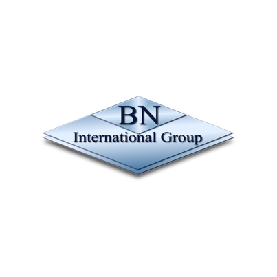 Design logo firma BN International Group