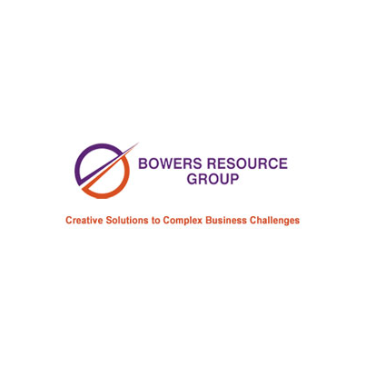 Design logo firma Bowers Resource Group