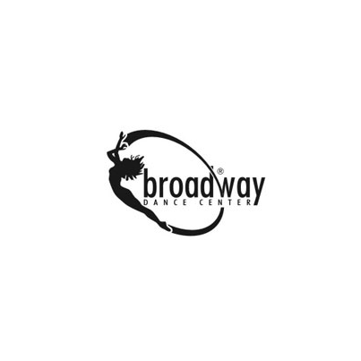 Design logo firma Broadway Dance Center