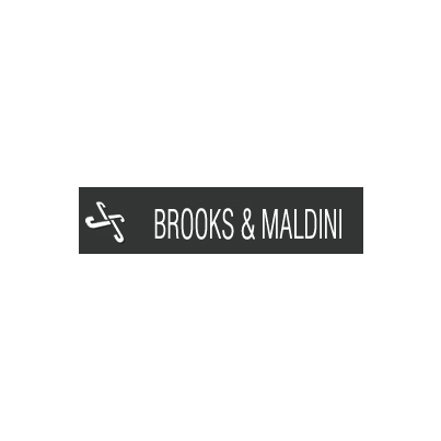 Design logo firma Brooks&Maldini