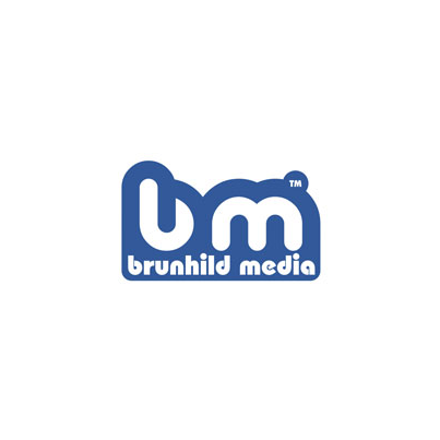 Design logo firma Brunhild Media