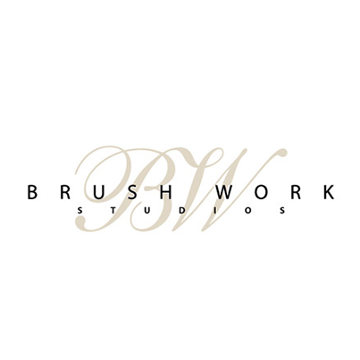 Design logo firma Brush Work Studios