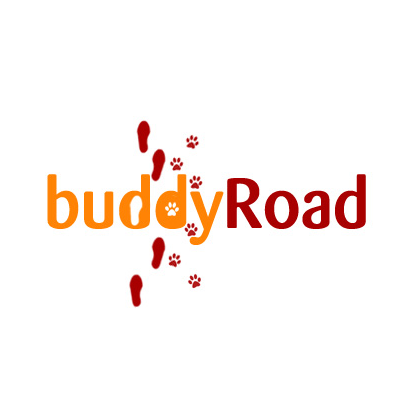 Design logo firma Buddy Road