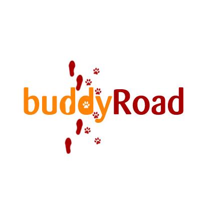 Design logo firma Buddy Road