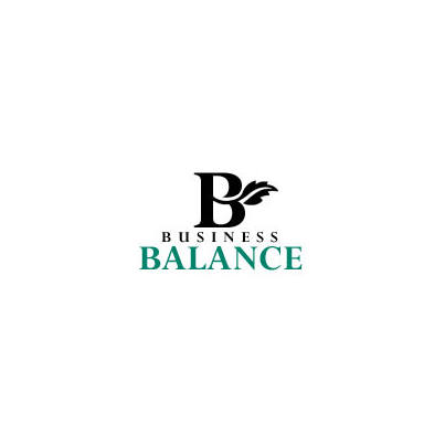 Design logo firma Business Balance