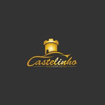 Design logo firma Castelinho Magazine Retro