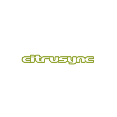 Design logo firma Citrusync