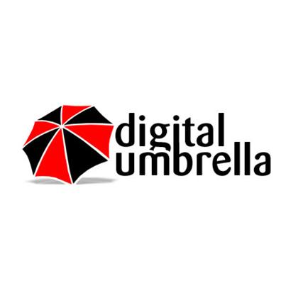 Design logo firma Digital Umbrella