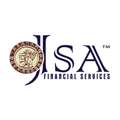 Design logo firma JSA Financial Services
