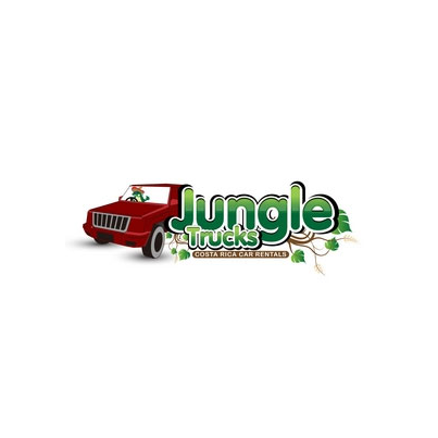 Design logo firma Jungle Trucks