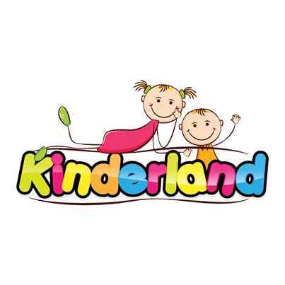 Design logo firma Kinderland