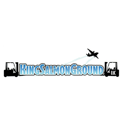 Design logo firma King Salmon Ground